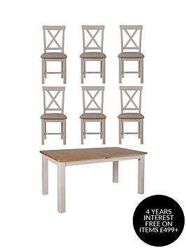 k-interiors-fontana-160-200-cm-extending-diningnbsptable-6-chairs