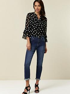 wallis-petite-mid-wash-roll-up-jean-mid-wash-denim