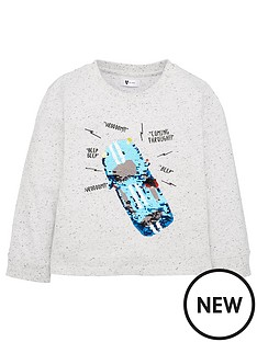 mini-v-by-very-boys-sequin-racing-car-t-shirt-oatmeal