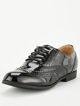v-by-very-lace-up-flat-shoe-black