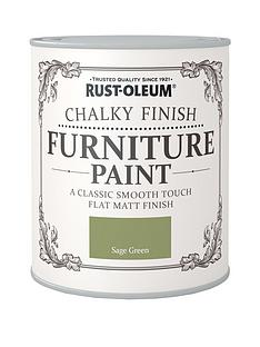 rust-oleum-chalky-finish-750-ml-furniture-paint-ndash-sage-green