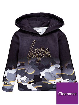 hype-gold-script-camo-overhead-hoodie-camo
