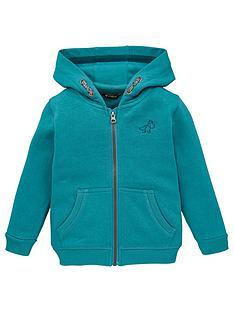 mini-v-by-very-boys-core-single-zip-through-hoodie-teal