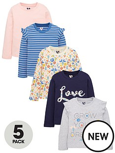 mini-v-by-very-girls-5-pack-core-long-sleeve-tops-multi