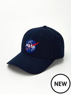 alpha-industries-nasa-cap