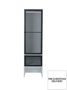 lloyd-pascal-toby-locker-stylenbsp2-door-wardrobe