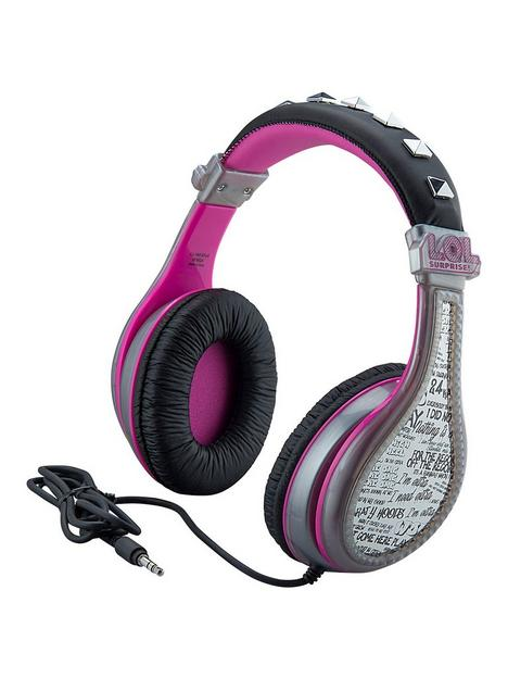 ekids-lol-surprise-moulded-headphones