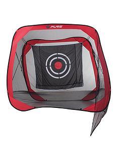 pure2improve-golf-square-practice-net