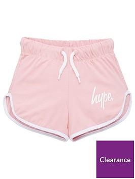hype-girlsnbsprunner-shorts-pink