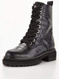 kurt-geiger-london-siva-calf-boot-black