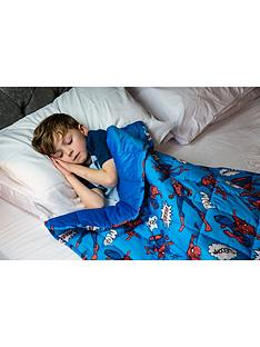 rest-easy-sleep-better-ultimate-spider-man-weighted-blanket-ndash-2-kg-ndash-90-x-120-cm
