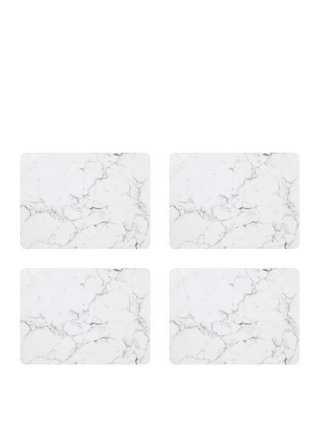 sabichi-pack-of-4-marble-placemats-and-4-coasters