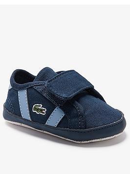 lacoste-infant-boys-sideline-0120-crib-navy