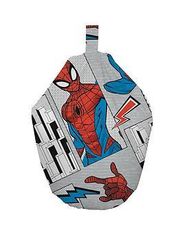 spiderman-marvel-ultimate-spider-man-flight-bean-bag