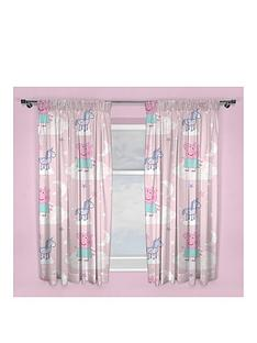peppa-pig-stardust-pleated-curtains