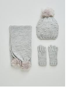 v-by-very-girls-3-piece-set-hat-scarf-and-gloves-light-grey