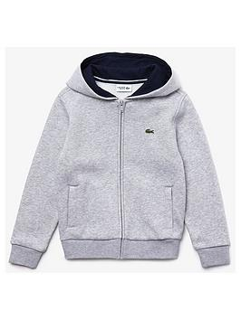 lacoste-sports-classic-zip-through-hoodie