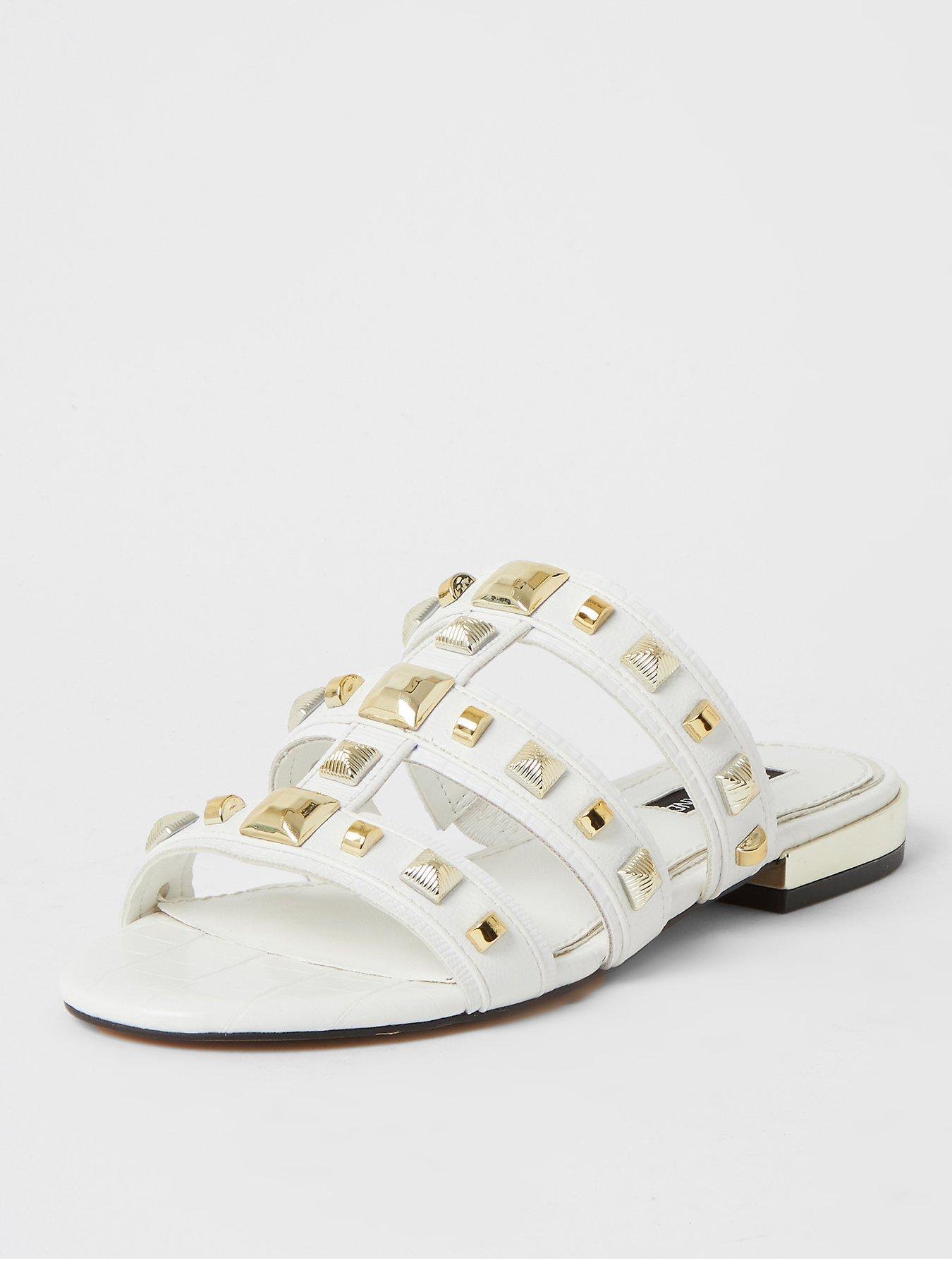 White | River island | Shoes \u0026 boots