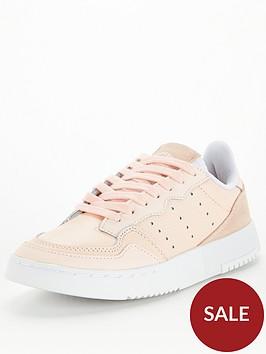 adidas-supercourt-junior-trainers-pink