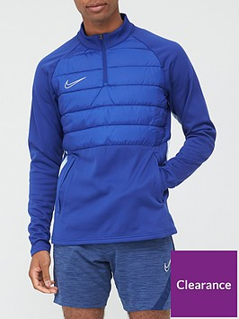 nike-academy-padded-drill-top-blue