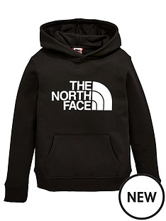 the-north-face-drew-peak-pullover-hoodie-black