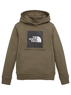 the-north-face-childrensnbspnew-box-pullover-hoodie-sweatshirt-green