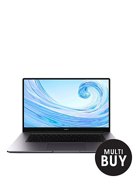 huawei-matebook-d-15-intel-core-i5-8gb-ram-256gb-ssd-windows10-pro-15-inch-laptop-with-optionalnbspmicrosoft-365-family-1-yearnbsp--grey