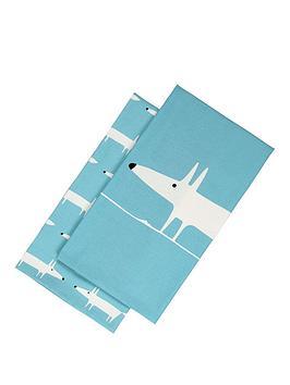 scion-mr-fox-set-of-2-tea-towels