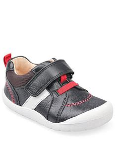 start-rite-boysnbsptwist-strap-shoe-black