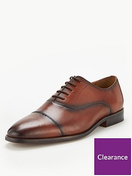 river-island-ringo-smart-toecap-oxford-shoe-brown