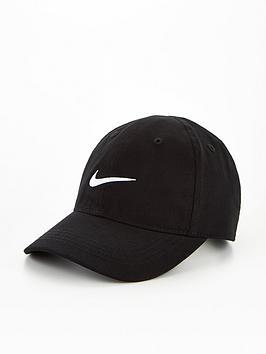 nike-younger-unisex-swoosh-ball-cap-black