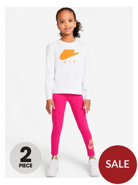 nike-nike-younger-girls-air-sweatshirt-and-leggings-2-piece-set