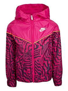 nike-younger-girls-printed-full-zip-windrunner-jacket-purple