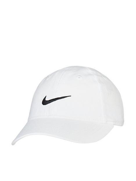 nike-younger-unisex-swoosh-ball-cap-white