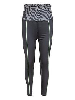nike-younger-girls-dri-fit-printed-leggings-black