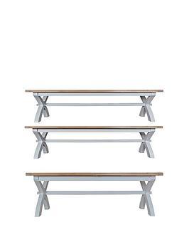 k-interiors-harrownbsp250-300-cm-extending-dining-table-2-benches-greyoak