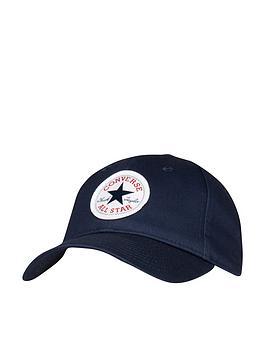 converse-younger-chuck-patch-curved-brim-cap-blue