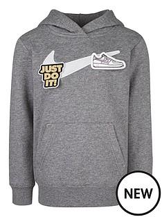 nike-younger-girls-girls-crush-it-velcro-hoodie-grey