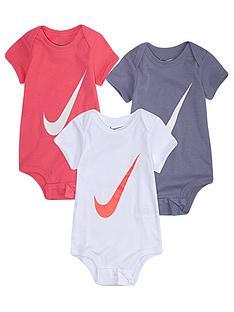 nike-younger-unisex-3-packnbspswoosh-short-sleeve-bodysuitnbsp--multi