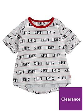 levis-girls-short-sleeve-logo-printed-ringer-t-shirt-white