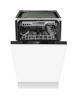 hisense-hv520e40uk-built-in-45cm-width-11-place-slimline-dishwasher