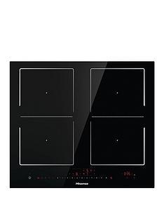 hisense-i6456c-60cm-widenbspinduction-hob-black