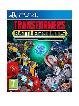 playstation-4-transformers-battlegrounds