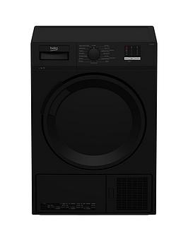 beko-beko-dtlce70051b-black-7kg-condenser-black-dryer