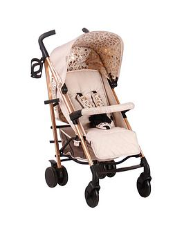 my-babiie-believe-mb51-rose-gold-and-blush-leopard-stroller