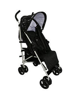 my-babiie-mb01-black-marble-stroller