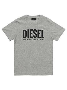 diesel-boys-short-sleeve-logo-t-shirt-grey