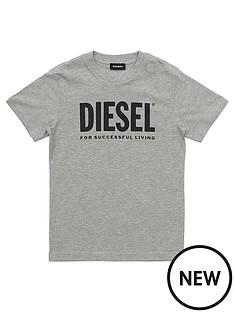 diesel-boys-short-sleeve-logo-t-shirt-grey