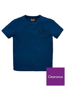 ea7-emporio-armani-boys-short-sleeve-logo-t-shirt-blue
