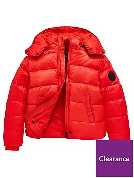 diesel-boys-down-padded-logo-back-coat-red